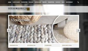 Website Carte Colori