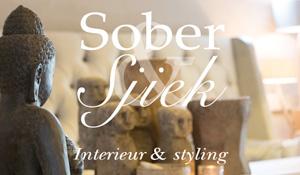 Advertentie Sober & Sjiek najaar 2013