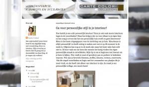 Blog Carte Colori