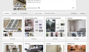 Pinterest-pagina Carte Colori